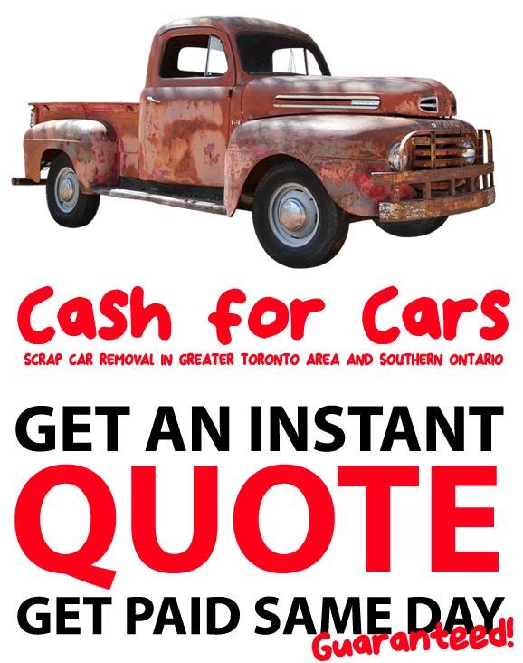Scrap Car Towing