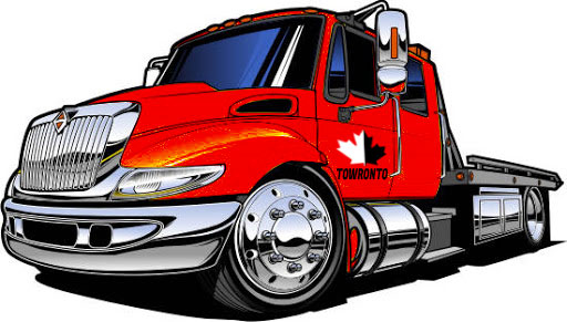 Toronto Flatbed Towing